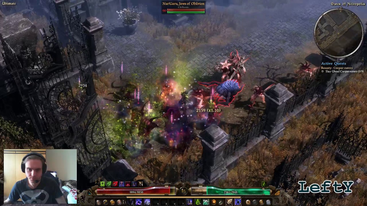 Steam Community :: Video :: Grim Dawn [Bounty] Corpse-eaters