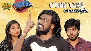 Credit Card - Na Manchi Appulodu    Latest Telugu Short Film 2018