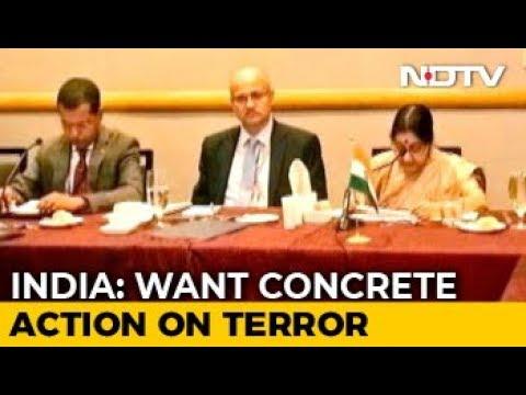 After Sushma Swaraj's Snub At UN, Pakistan's Direct Attack Against India
