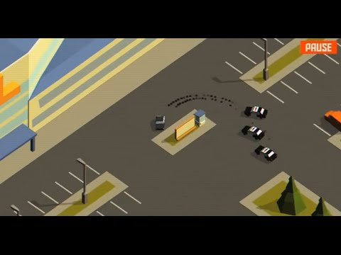 Pako - Car Chase Simulator Trailer #2