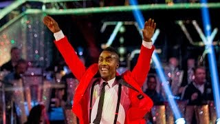 Simon Webbe & Kristina Jive to 'Good Golly Miss Molly' - Strictly Come Dancing: 2014 - BBC One