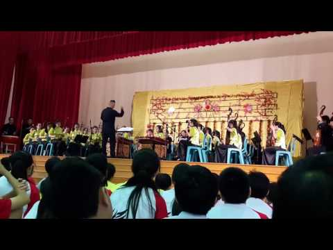 CNY at Yuying secondary school