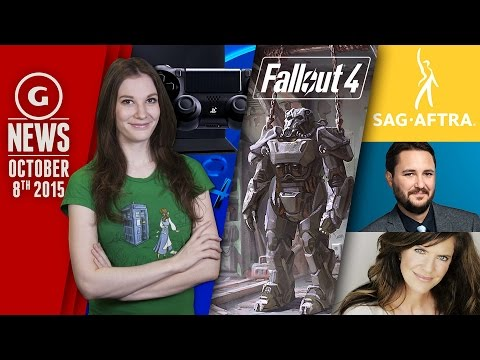 Fallout 4 PC Specs Revealed & Video Game Actors Set To Strike! - GS Daily News