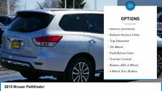 2015 Nissan Pathfinder Inver Grove Heights,St Paul,Minneapolis P14180
