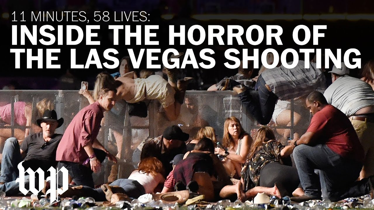 Download 11 minutes, 58 lives: Inside the horror of the Las Vegas shooting