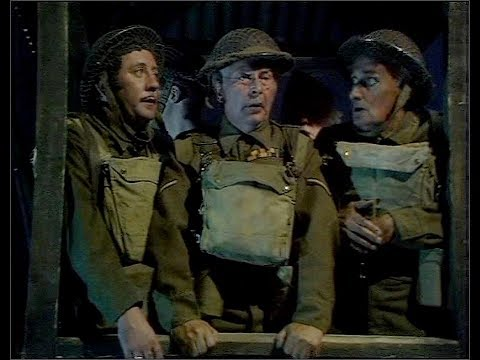 Dad's Army - Don't Fence Me In - NL Ondertiteld - ...we've got to stay here until we're relieved...