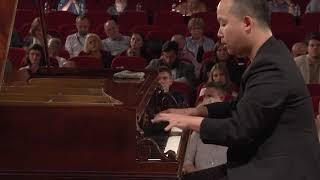 Shintaro Kawahara – F. Chopin, Etude in G flat major, Op. 10 No. 5 (First stage)