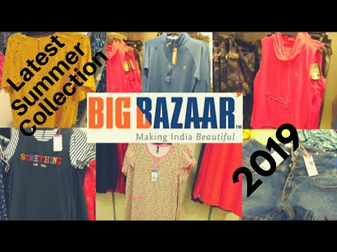 Big bazar  April 2019 Summer Collection || Latest arrival of Indian and western outfits in Big bazar