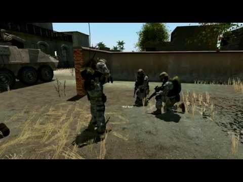 Arma 2 - Estonian Special Task Force - Fallujah Insurgency - 01FEB2015