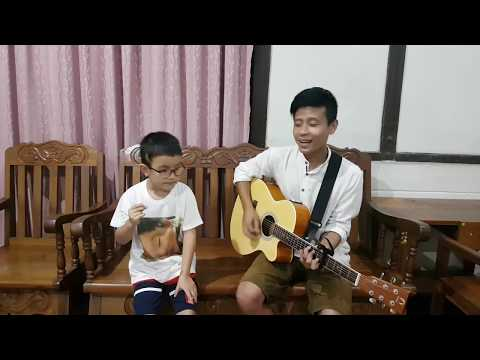 Nach meri jaan cover | anong singpho and 7 year kid oupseng from arunachal pradesh northeast india