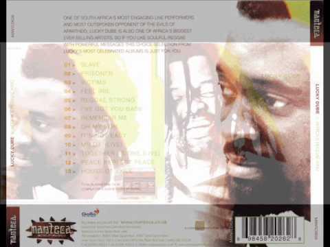Lucky Dube - Africa's Reggae King