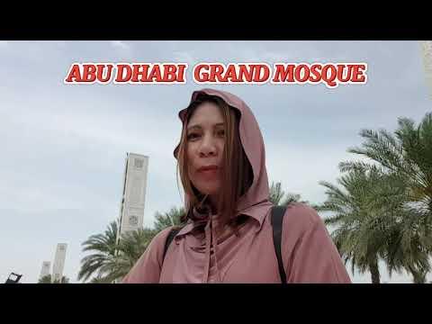 #shorts 2 Hours Bus Trip to Abu Dhabi Grand Mosque From Dubai   Abu Dhabi Tour   BISDAK SaOZ