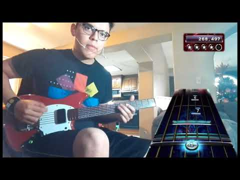 GIVE IT AWAY - PRO GUITAR 100% 1ST EVER FC