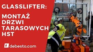 Montaż 5-metrowego okna HST w 5 minut! - BestOkna.pl