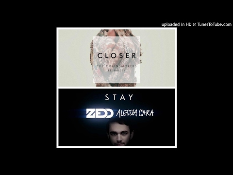 Stay Closer  - The Chainsmokers, Halsey vs Zedd, Alessia Cara (PERFXN Mashup)