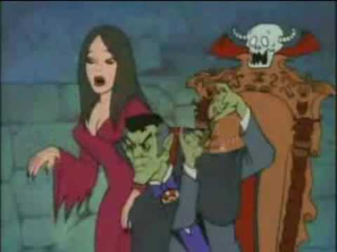 Sha gee unconsciously prevents a race of utmost importance - Race de scooby doo ...