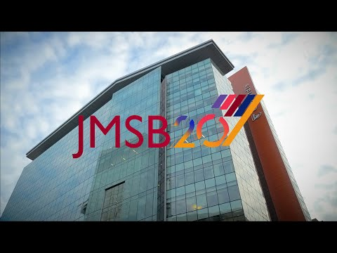 Celebrating 20 Years Of The John Molson School Of Business!