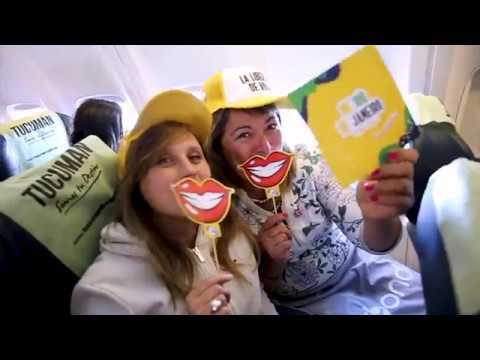 Flybondi voló a Río por primera vez