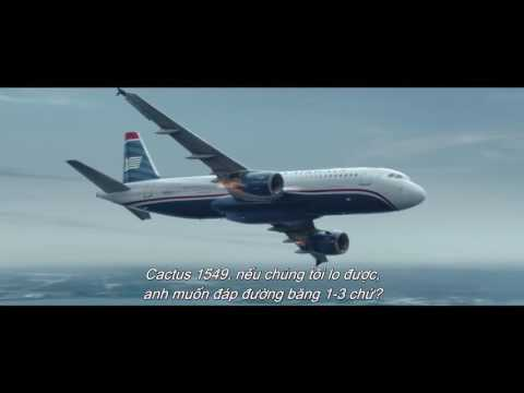 (Official Trailer) CƠ TRƯỞNG SULLY