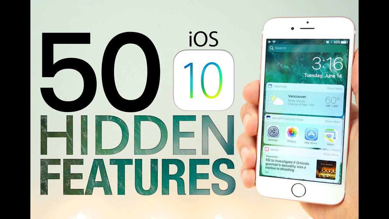 Iphone 10 Features