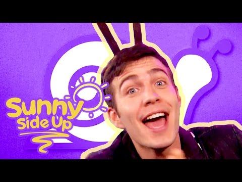 Sunny Side Up, Kids Songs: The Snail Song with Tim and Emily | Universal Kids