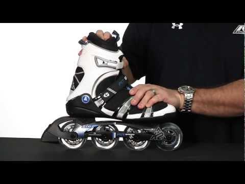 Inline Skates k2 Moto 100 k2 Fit 80 Boa Inline Skates