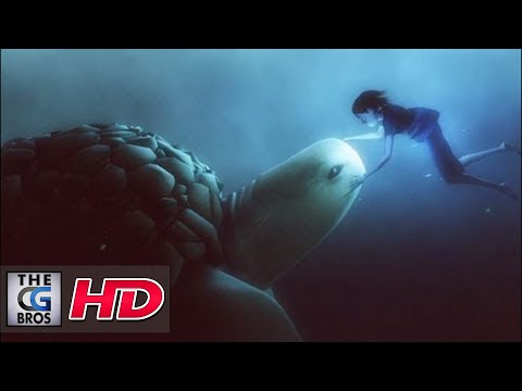 "CGI Award-Winning Animated Short Film HD: ""CALDERA"" - by Evan Viera"