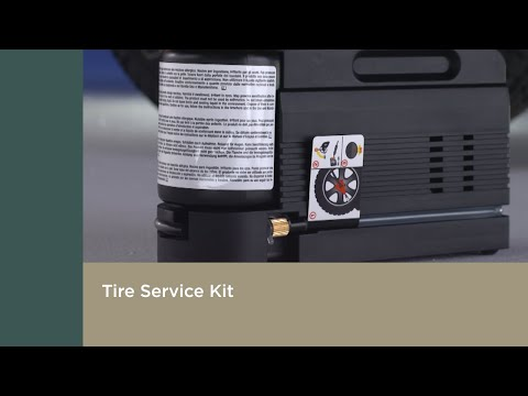 Tire Service Kit | How To | 2019 Jeep Renegade