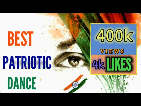 #BEST PATRIOTIC DANCE #Best Theme Dance..choreographed by ..NINAD SAKPAL