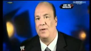 WWE Raw 7/2/12 - Paul Heyman Addresses Triple H  (Full Segment)