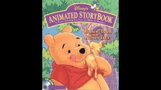 Disney's Animated Storybook: Winnie The Pooh And The Honey Tree Read Along