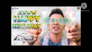 Yoo tera happy birthday song (ABCD 2) pagalworld.com #smartboyvansh