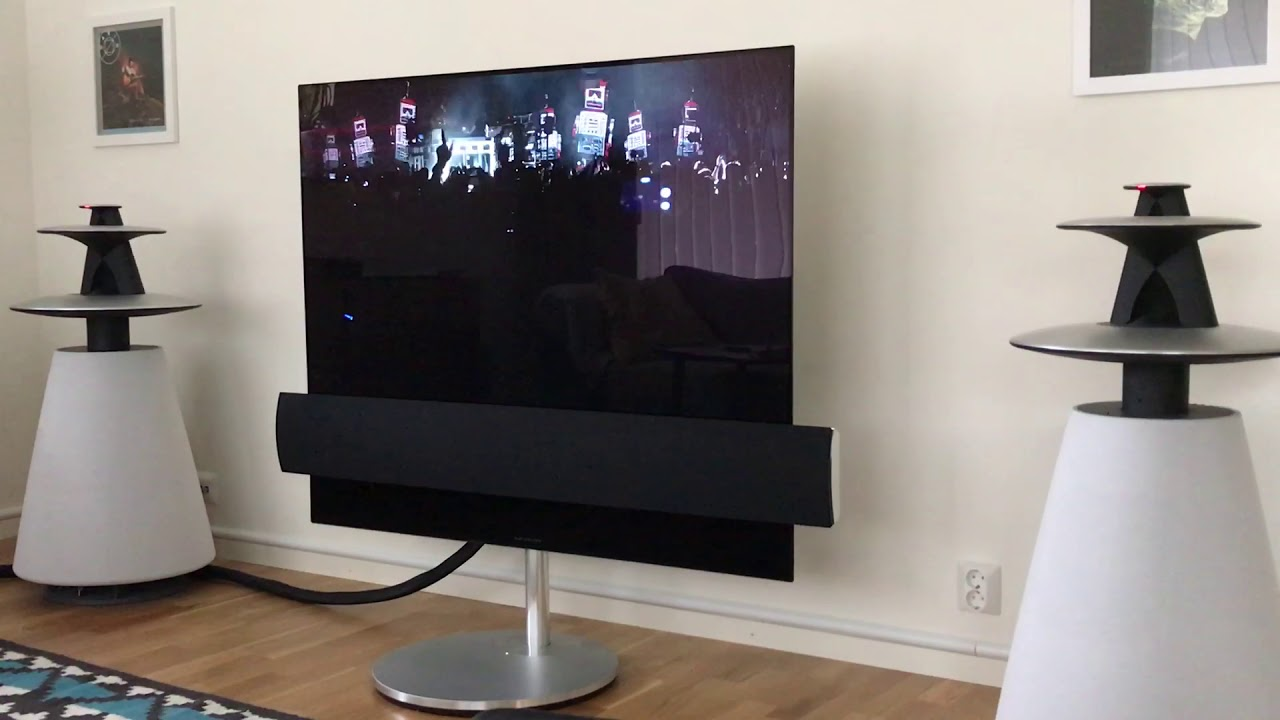 bang olufsen beovision eclipse sound youtube. Black Bedroom Furniture Sets. Home Design Ideas