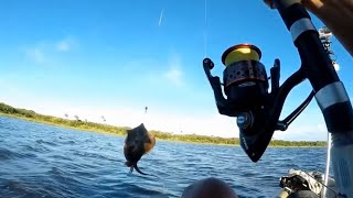 friends in the field fridays hookem in the mouth kayak fishing newmexicobassin13 garcia bassin tv