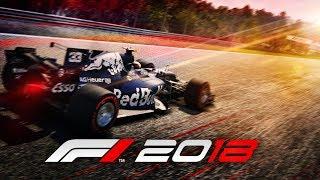 F1 2018 REDBULL RB14 MOD: Max Verstappen