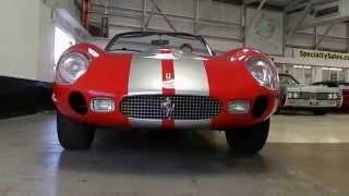 P10082 - 1964 Ferrari 250 Spyder Replica