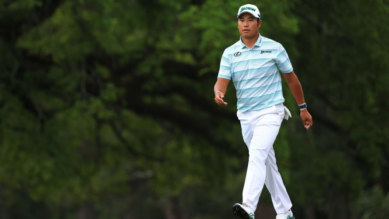 Who, if anyone, can catch Hideki Matsuyama at the Masters?