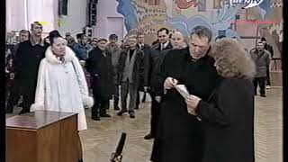 Жириновский голосование на выборах 2000 и 2018