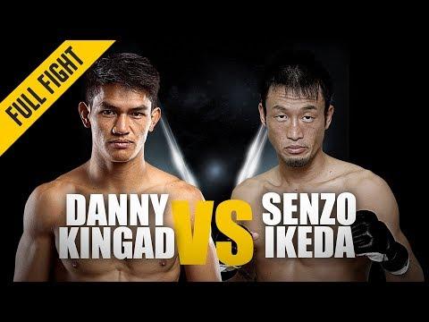 Danny Kingad vs.