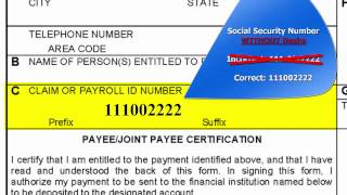 Ncng Retirement Services Sf 1199a Direct Deposit Form