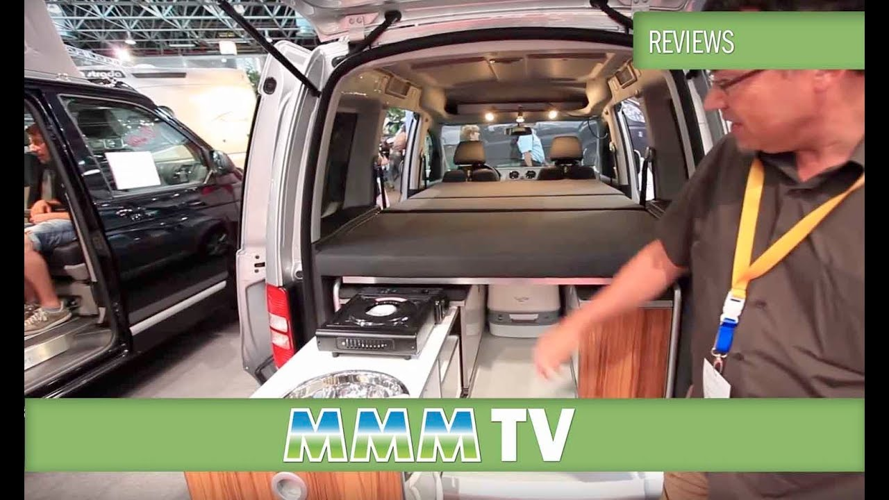 Camping Waschbecken Reimo Mmm Tv Motorhome Review Reimo Active Campervan Conversion Kit