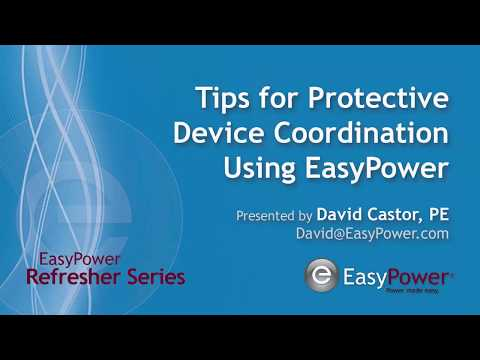 Tips for Protective Device Coordination
