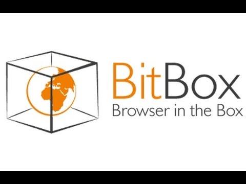 BitBox der sichere Browser