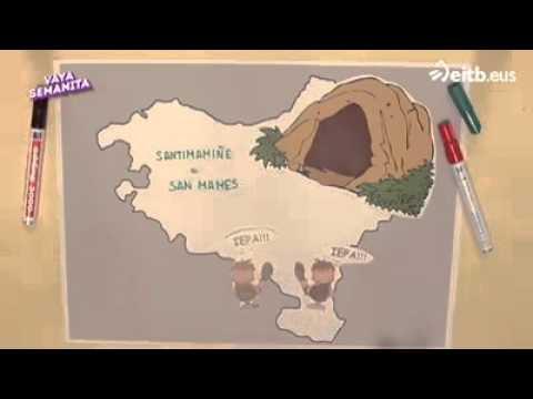 Vaya Semanita | HISTORIA DE LOS VASCOS EN 10 MINUTOS