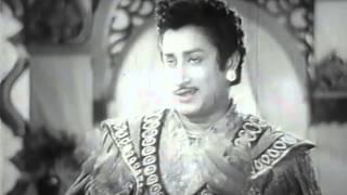 Yaaradi Ni Mohini - Sivaji Ganesan, Padmini - Uthama Puthiran - Tamil Romantic Song