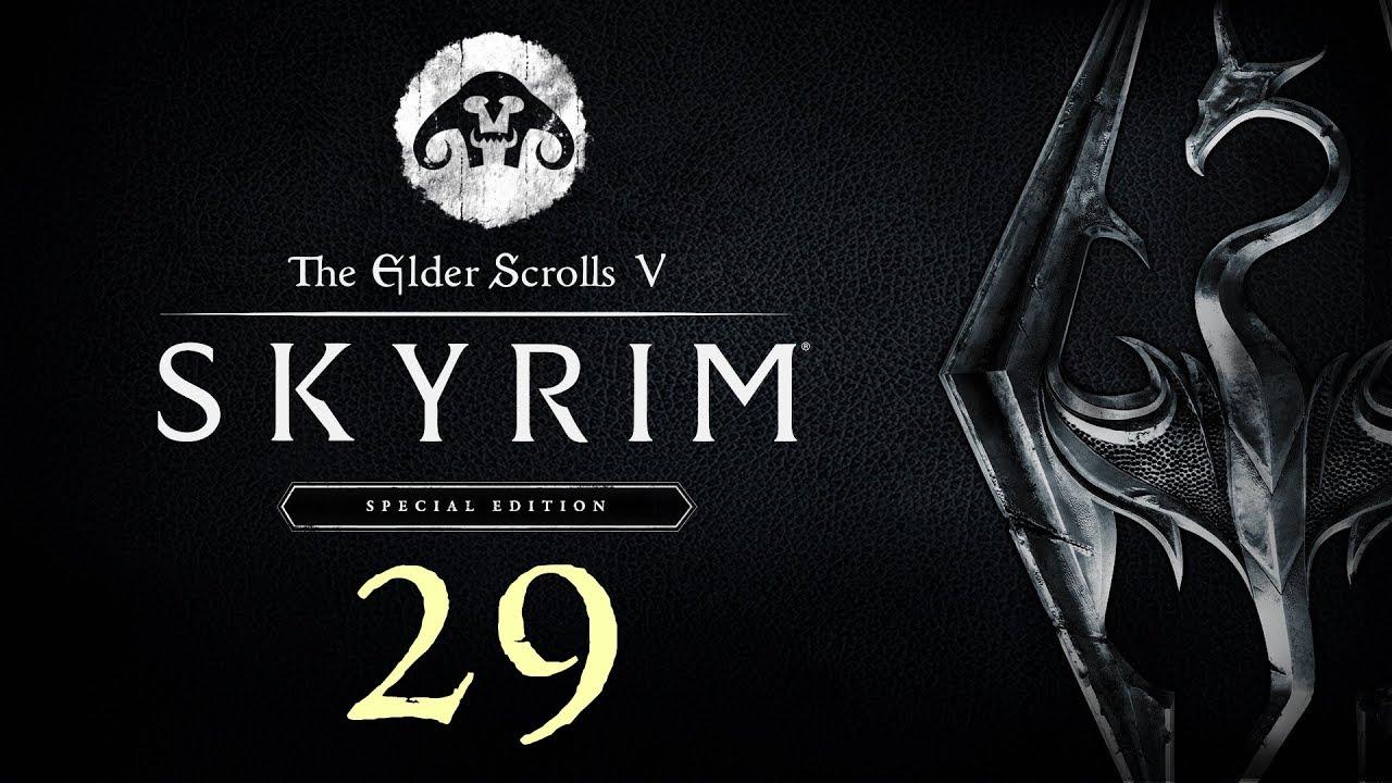 skyrim special edition 29 name that nagging sensation youtube