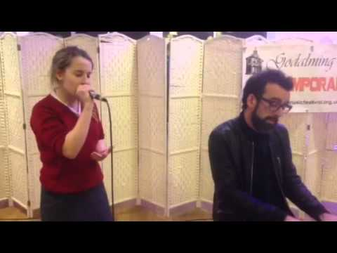 Student Spotlight - Isobel (Performing With Neil Cowley)