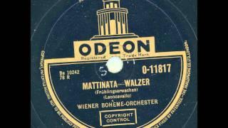 Wiener Bohéme-Orchester - Mattinata-Walzer