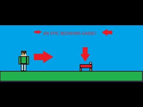 AN EPIC BEDWARS ROUND! | Bedwars series ep.1