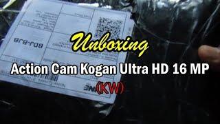 Unboxing Action Camera Kogan KW    Action Cam Murah
